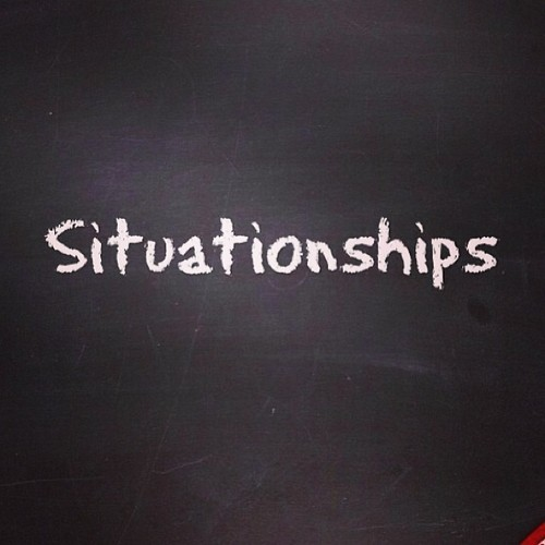 Are situationships the newrelationships?