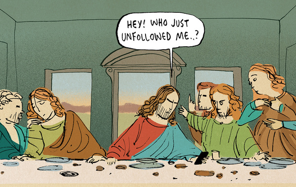 Judas, that you?